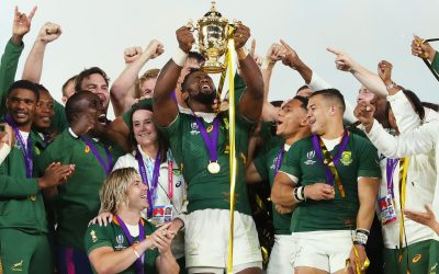 [Local News] SOUTH AFRICA SPREAD WINGS FOR THRILLING THIRD RWC TRIUMPH